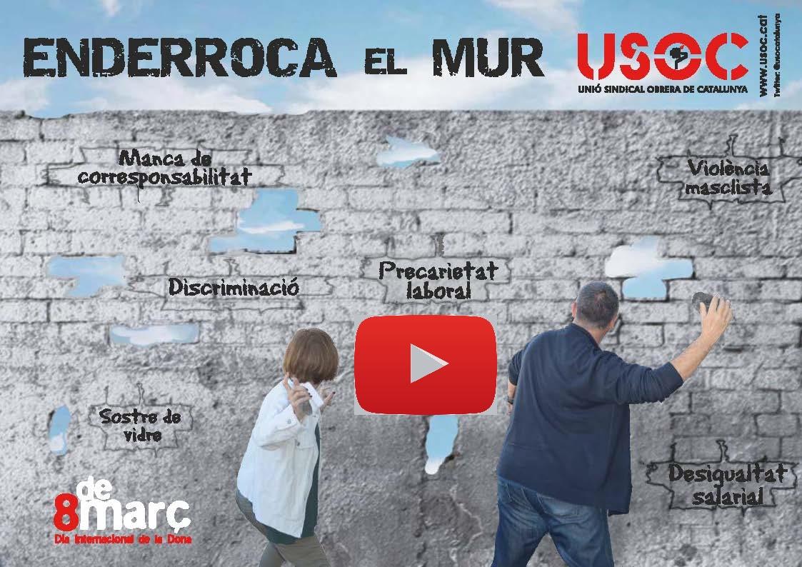 Vídeo del 8 de Març, de FEUSOC